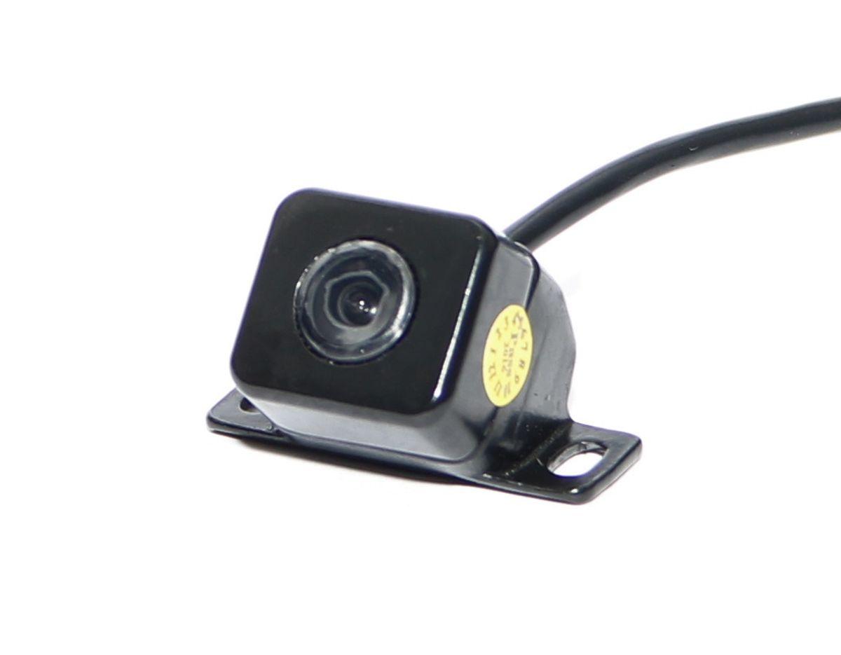 AutoExpert VC 216, Black автомобильная камера заднего вида4603726128094Количество пикселей 648*488. Разрешение 420 линий. Угол обзора 170 градусов. Минимальное освещение 0.6Lux. Сигнал/шум > 45db. Видеовыход 1v, 75ohm. Напряжение питания 9-15V. Рабочая температура -20+70С.Уровень защиты IP66 (полная защита от пыли и воды). Парковочные линии. Изображение с камеры зеркальное. Возможна установка в качестве камеры переднего обзора (отключение зеркального изображения). Комплект поставки: Универсальная, цветная камера заднего вида. Провода подключения питания.Видеокабель 6м. Инструкция.