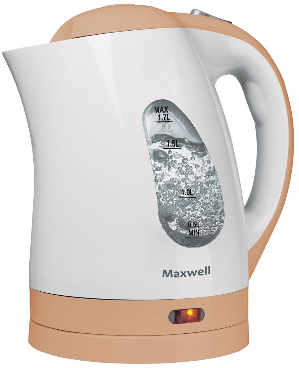 Maxwell MW-1014(BN) электрический чайник