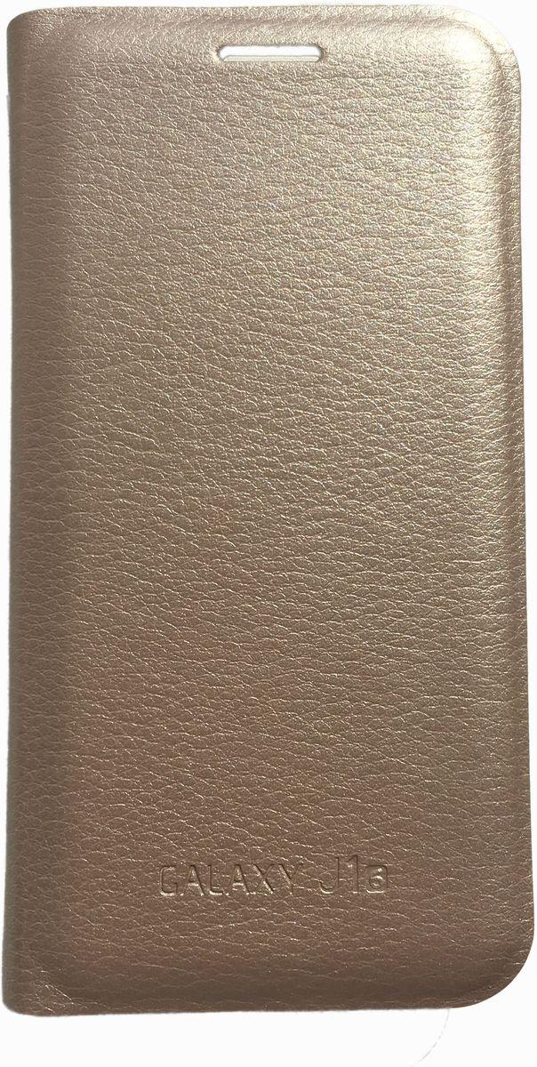 Acqua Wallet Extra чехол для Samsung Galaxy J1, Gold чехол для samsung galaxy j5 2016 sm j510fn acqua wallet extra черный