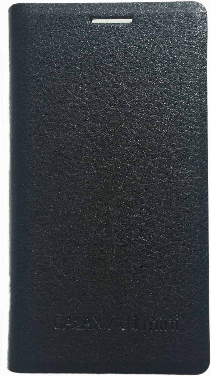 Acqua Wallet Extra чехол для Samsung Galaxy J1 mini, Black53928Чехол-книжка Acqua Wallet Extra для Samsung Galaxy J1 mini создан из высококачественных материалов. Чехол надежно защитит ваш телефон от царапин, сколов и незначительных механических повреждений. Он также обеспечивает свободный доступ ко всем функциональным кнопкам смартфона и камере.