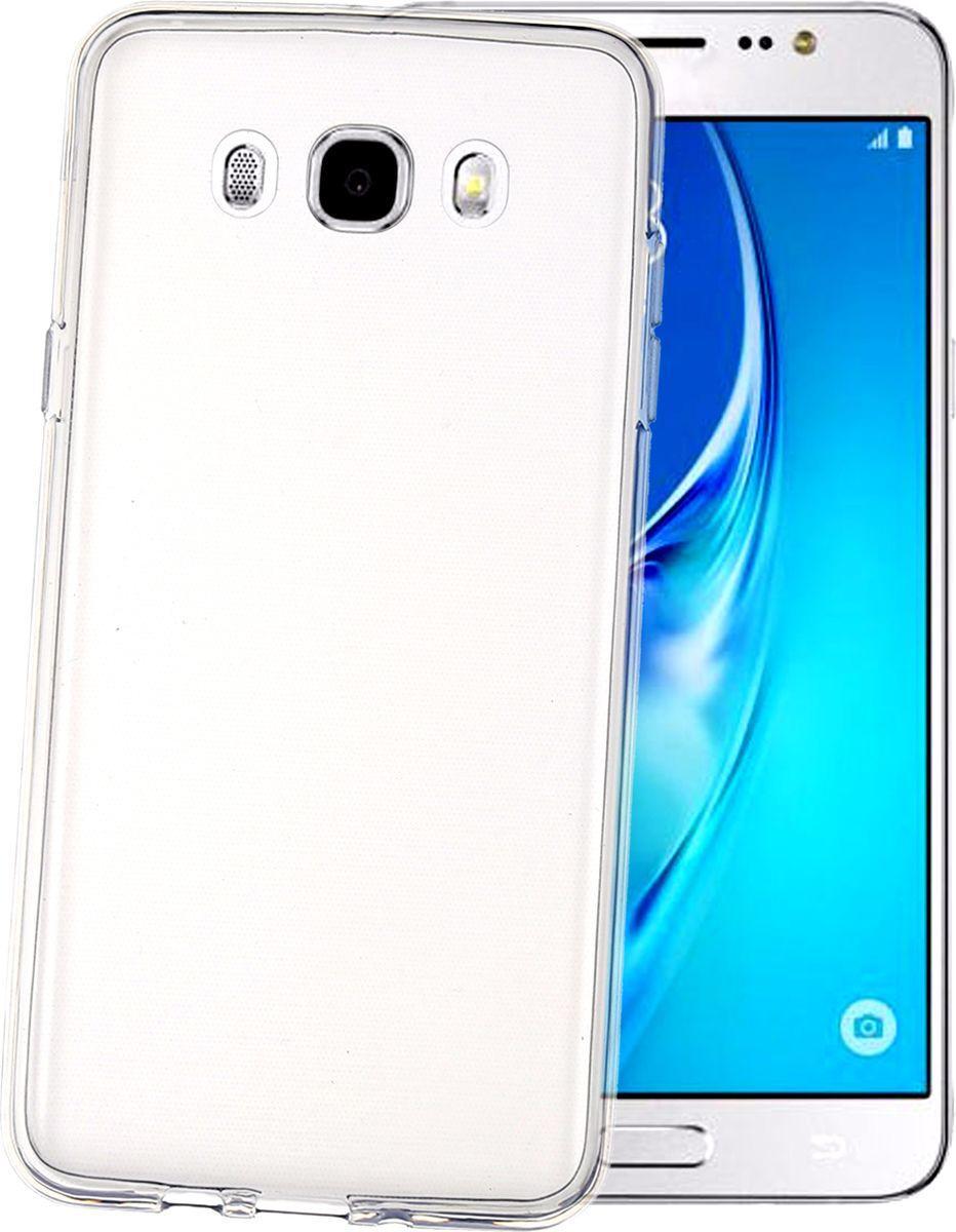 Celly Gelskin чехол для Samsung Galaxy J7, ClearGELSKIN556Прозрачный эластичный чехол-накладка Celly Gelskin для Samsung Galaxy J7 выполнен из противоударного термопластичного полиуретана. Идеальное эргономичное решение для защиты вашего смартфона. Благодаря толщине 0,7 мм он практически не увеличивает размер вашего телефона.