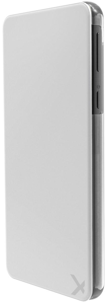 Muvit MFX Folio Case чехол для Sony Xperia X, WhiteSEEAF0043Чехол-книжка Muvit MFX Folio Case для Sony Xperia X обладает компактным дизайном и идеально подходит к вашему устройству, сочетая в себе эстетику, утонченность и высокую степень защиты. Имеется внутреннее отделение под кредитные карты.