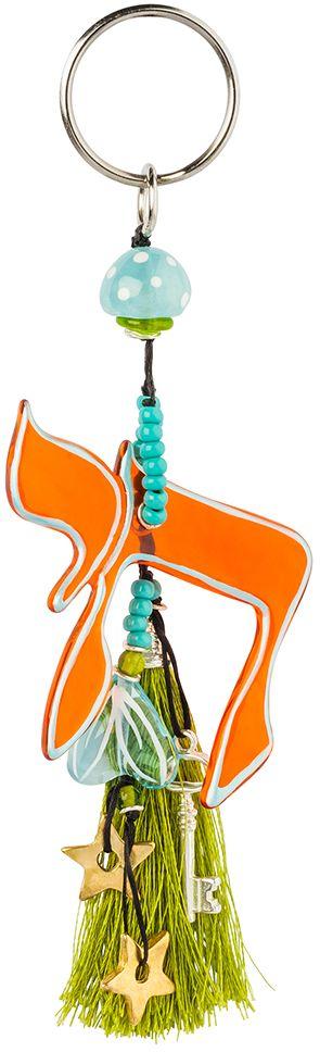 Брелок Lalo Treasures, цвет: красный, голубой, зеленый. KR4995KR4995Брелок Lalo Treasures изготовлен из ювелирной смолы ярких цветов и декорирован кисточкой из нитей с металлическим пояском. Изделие крепится к кольцу с помощью крепкого шнурка. Оригинальный брелок подчеркнет вашу индивидуальность, а также станет отличным подарком для любительниц модных новинок в мире аксессуаров.