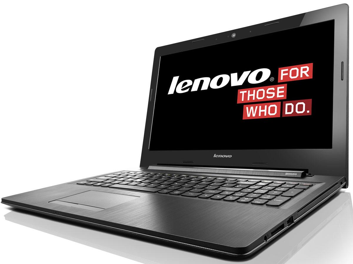 Lenovo IdeaPad G50-45, Black (80E301Q9RK)80E301Q9RKLenovo IdeaPad G5045 - это универсальный ноутбук, отличающийся лаконичным дизайном, функциональностью и производительностью более чем достаточной для любых повседневных задач. 15,6-дюймовый дисплей стандарта HD (1366x768) со светодиодной подсветкой обеспечивает высокую яркость и четкость изображения. Пользующаяся заслуженной популярностью эргономичная клавиатура AccuType позволяет вводить информацию более комфортно и точно, с меньшим количеством ошибок. Два стереофонических динамика, сертифицированных по стандарту Dolby Advanced Audio v2, обеспечивают высочайшее качество пространственного звука при прослушивании музыки, во время игр или при просмотре фильмов. Встроенная мегапиксельная веб-камера высокого разрешения и микрофон делают общение с друзьями и веб-конференции с коллегами приятными и удобными. Мгновенно перемещайте данные между компьютерами и другими устройствами через USB 3.0. Насладитесь скоростью, десятикратно превышающей скорость...