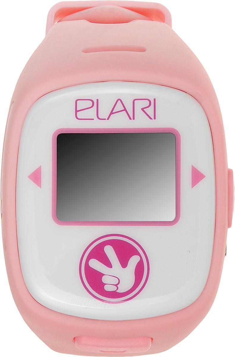 Elari Fixitime 2, Pink часы-телефонFT-201 pinkElari Fixitime 2 - новая модель детских часов-телефона с GPS/LBS/WiFi-трекером. Помимо голосовой связи, функций трекинга и SOS, FixiTime 2 устройство обладает расширенным функционалом: усовершенствованная система позиционирования GPS/A-GPS/LBS/WiFi, цветной сенсорный экран, развлекательные функции. Доработанный трекинг с Wi-Fi позволяет максимально точно определять местоположение часов, как на улице, так и внутри зданий. Родители всегда видят местоположение ребенка на Google-карте и могут позвонить ему. Ребенок также может позвонить на номера, установленные в память часов через приложение. Детей порадуют новые развлекательные возможности - голосовой чат, добавление друзей или обмен Emoji. Elari Fixitime 2 управляется со смартфонов родителей через бесплатное приложение, доступное в AppStore и Google Play. Тип SIМ-карты: Микро-SIM с 2G-интернетом Время работы в режиме ожидания: 1 неделя Время работы в режиме разговора: 360 мин Встроенный динамик,...
