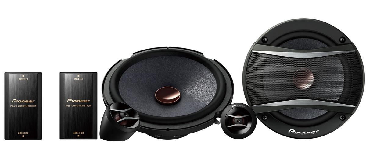 Pioneer TS-A173CI автомобильная акустическая система