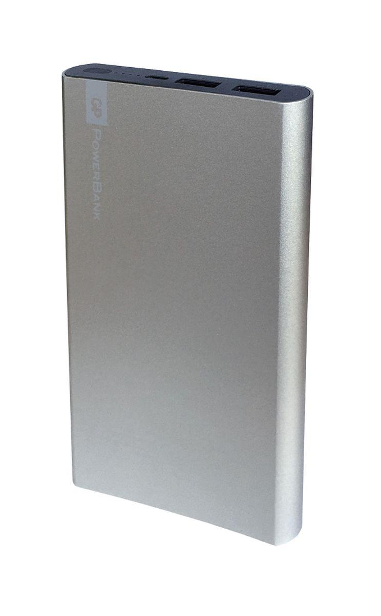 GP GPFP10MSE-2CRB1, Silver внешний аккумулятор (10000 мАч)10475Внешний аккумулятор GP GPFP10MSE-2CRB1 - Это многоцелевое зарядное устройство способно заряжать одновременно 2 прибора, таких как смартфоны, электронные игры, МР3-плееры и даже планшеты. С емкостью 10000 мАч оно совместимо с большинством видов планшетов и может зарядить планшет около 2 раз, следовательно, это самый энергоемкий переносной блок питания из всего ассортимента GP. Это зарядное устройство также оснащено усовершенствованной защитной системой, препятствующей перегреву или короткому замыканию. * Совместимо с: iPhone, iPad, Android телефонами и большинством устройств, оснащенных USB-входом, такими как цифровые фотоаппараты, видеокамеры, МР3-плееры, планшеты, смартфоны * Емкость: 10000 мАч, перезаряжаемый литий-полимерный аккумулятор * Портрет пользователя: очень активный пользователь мобильных устройств и планшетов * Преимущества: чрезвычайно энергоемко, подходит для всех Ваших устройств * Возможность заряда на ходу: просто подсоедините...