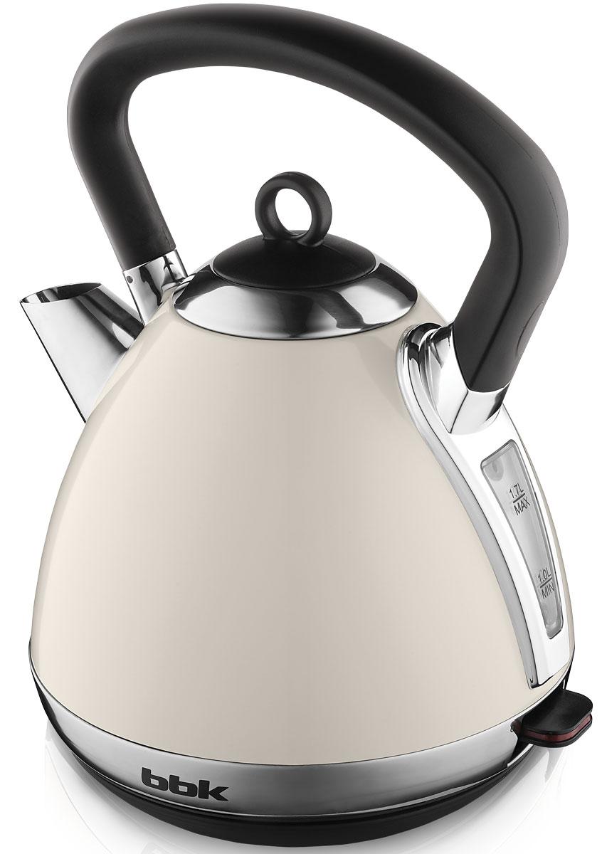 BBK EK1710S, Beige Grey электрический чайник