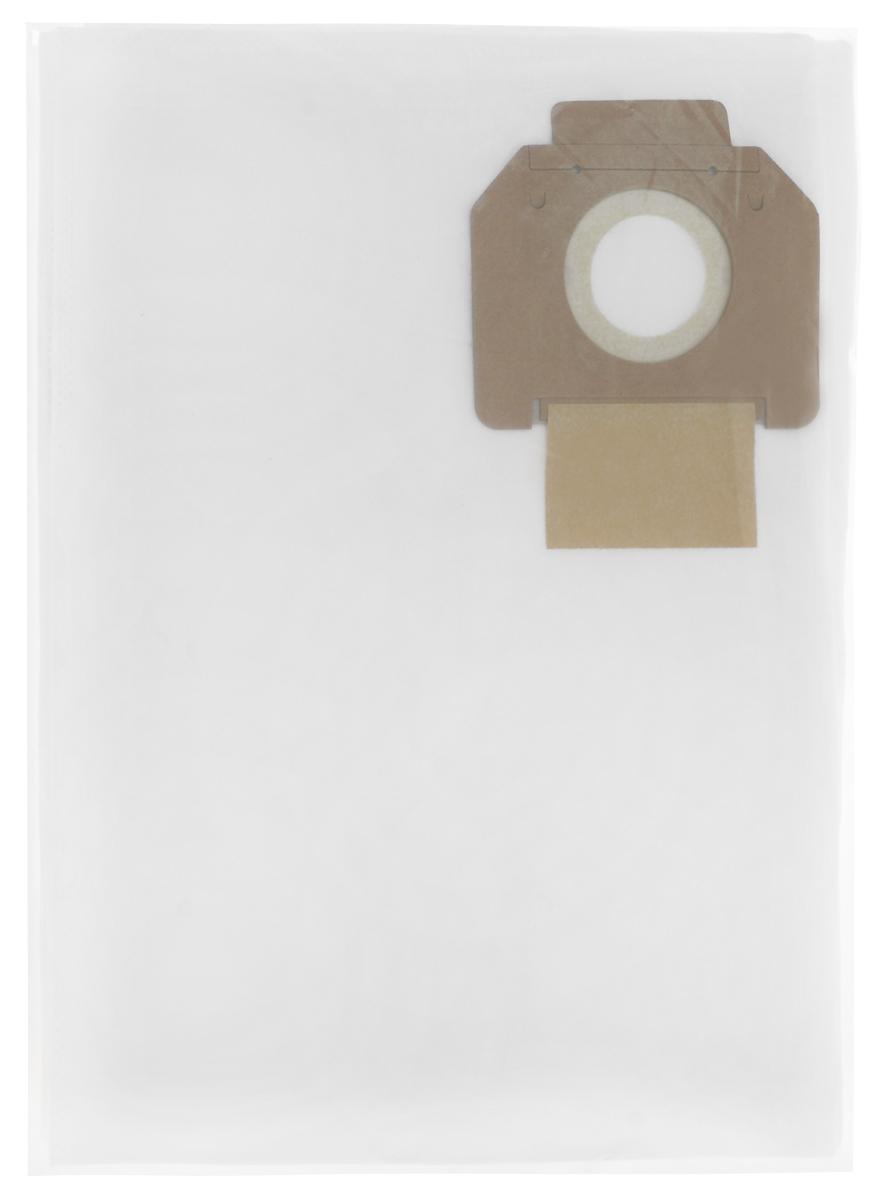 Filtero KAR 50 Pro комплект пылесборников для промышленных пылесосов, 5 штKAR 50 (5) ProМешки для промышленных пылесосов Filtero KAR 50 Pro, трехслойные, произведены из синтетического микроволокна MicroFib. Прочность синтетических мешков Filtero KAR 50 Pro превосходит любые бумажные мешки-аналоги, даже если это оригинальные бумажные мешки всемирно известных марок. Вы можете быть уверены: заклепки, гвозди, шурупы, битое стекло, острые камни и прочее не смогут прорвать мешки Filtero Pro. Мешки Filtero Pro не боятся влаги, и даже вода, попавшая в мешок, не помешает вам произвести качественную уборку! Мешки Filtero Pro предназначены для уборки пыли класса М. Подходят для следующих моделей пылесосов: BOSCH: GAS 55 DEWALT: D 27901 D 27902 FLEX: VCE 45 L VCE 45 M VCE 45 H S 47 HILTI: VC 60 U KARCHER: NT 40/1 NT 45/1 NT 48/1 NT 55/1 NT 561 NT 611 Eco NT 65/2 NT 70/2 NT 70/3 NT 72/2 NT 75/1 NT 75/2 NT 80/1 NT 802 IV MILWAUKEE: ...