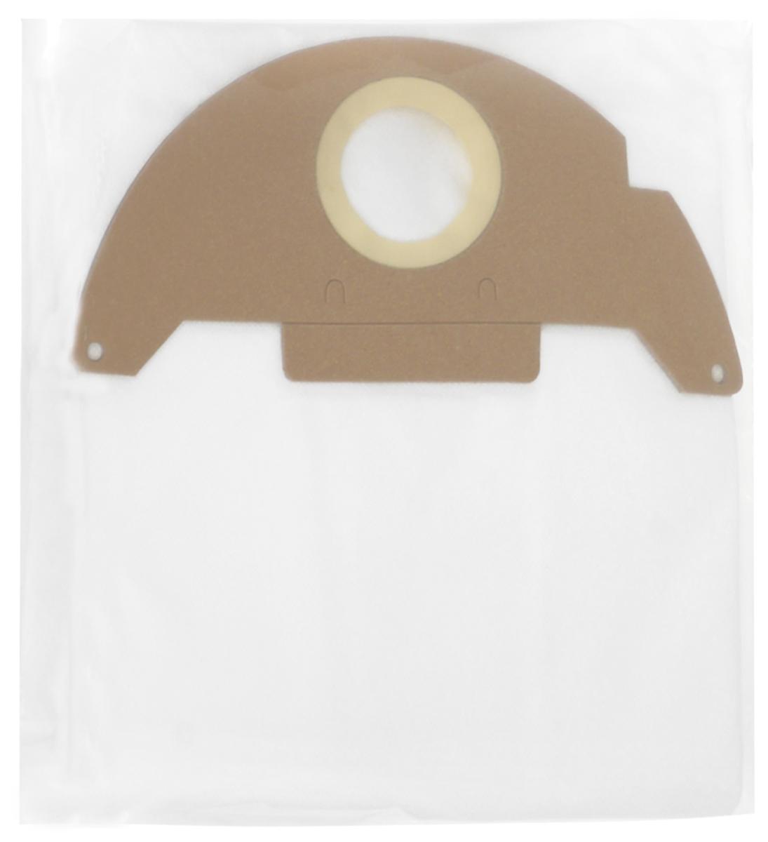 Filtero KAR 10 Pro комплект пылесборников для промышленных пылесосов, 4 штKAR 10 (4) ProМешки для промышленных пылесосов Filtero KAR 10 Pro, трехслойные, произведены из синтетического микроволокна MicroFib. Прочность синтетических мешков Filtero KAR 10 Pro превосходит любые бумажные мешки-аналоги, даже если это оригинальные бумажные мешки всемирно известных марок. Вы можете быть уверены: заклепки, гвозди, шурупы, битое стекло, острые камни и прочее не смогут прорвать мешки Filtero Pro. Мешки Filtero Pro не боятся влаги, и даже вода, попавшая в мешок, не помешает вам произвести качественную уборку! Мешки Filtero Pro предназначены для уборки пыли класса М. Подходят для следующих моделей пылесосов: Karcher: 2501 2601 3001 A 2120 NT 181 Pro SE 2001 SE 3001 SE 5.100 SE 6.100