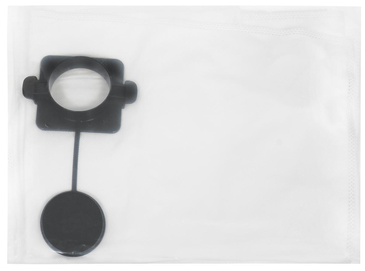 Filtero MAK 20 Pro комплект пылесборников для промышленных пылесосов, 5 штMAK 20 (5) ProМешки для промышленных пылесосов Filtero MAK 20 Pro, трехслойные, произведены из синтетического микроволокна MicroFib. Прочность синтетических мешков Filtero MAK 20 Pro превосходит любые бумажные мешки-аналоги, даже если это оригинальные бумажные мешки всемирно известных марок. Вы можете быть уверены: заклепки, гвозди, шурупы, битое стекло, острые камни и прочее не смогут прорвать мешки Filtero Pro. Мешки Filtero Pro не боятся влаги, и даже вода, попавшая в мешок, не помешает вам произвести качественную уборку! Мешки Filtero Pro предназначены для уборки пыли класса М. Подходят для следующих моделей пылесосов: Makita: 448 Rupes: S 135 S 235