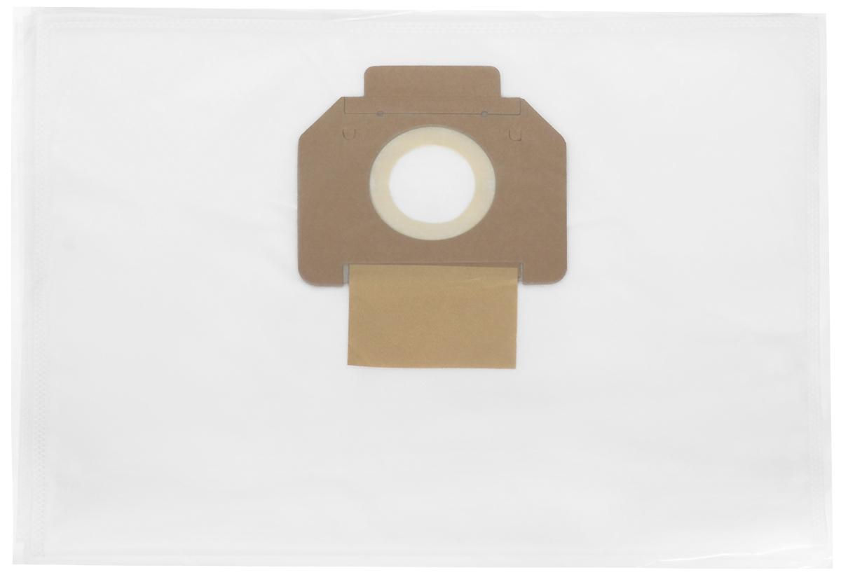 Filtero KAR 30 Pro комплект пылесборников для промышленных пылесосов, 5 штKAR 30 (5) ProМешки для промышленных пылесосов Filtero KAR 30 Pro, трехслойные, произведены из синтетического микроволокна MicroFib. Прочность синтетических мешков Filtero KAR 30 Pro превосходит любые бумажные мешки-аналоги, даже если это оригинальные бумажные мешки всемирно известных марок. Вы можете быть уверены: заклепки, гвозди, шурупы, битое стекло, острые камни и прочее не смогут прорвать мешки Filtero Pro. Мешки Filtero Pro не боятся влаги, и даже вода, попавшая в мешок, не помешает вам произвести качественную уборку! Мешки Filtero Pro предназначены для уборки пыли класса М. Подходят для следующих моделей пылесосов: AEG: AP 250 AS 250 AP 300 BOSCH: GAS 35 L SFC GAS 35 M AFC DEWALT: DWV 902 L DWV 902 M FLEX: VC 35 L VCE 26 L VCE 35 L S 36 HILTI: VC 40 U KARCHER: A 2700 - A 2799 серия например A 2701 A 2800 - A 2899 серия NT 25/1 NT 27/1 NT 35/1 NT 360...