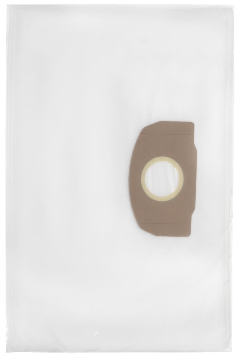 Filtero KAR 20 Pro комплект пылесборников для промышленных пылесосов, 5 штKAR 20 (5) ProМешки для промышленных пылесосов Filtero KAR 20 Pro, трехслойные, произведены из синтетического микроволокна MicroFib. Прочность синтетических мешков Filtero KAR 20 Pro превосходит любые бумажные мешки-аналоги, даже если это оригинальные бумажные мешки всемирно известных марок. Вы можете быть уверены: заклепки, гвозди, шурупы, битое стекло, острые камни и прочее не смогут прорвать мешки Filtero Pro. Мешки Filtero Pro не боятся влаги, и даже вода, попавшая в мешок, не помешает вам произвести качественную уборку! Мешки Filtero Pro предназначены для уборки пыли классов М. Подходят для следующих моделей пылесосов: KARCHER: WD 4.200 WD 5.200 M WD 5.300 M WD 5.400 M WD 5.500 M WD 5.600 M WD 5.800