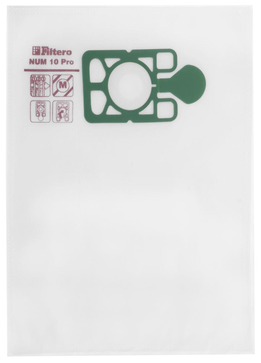 Filtero NUM 10 Pro комплект пылесборников для промышленных пылесосов, 5 штNUM 10 (5) ProМешки для промышленных пылесосов Filtero NUM 10 Pro, трехслойные, произведены из синтетического микроволокна MicroFib. Прочность синтетических мешков Filtero NUM 10 Pro превосходит любые бумажные мешки-аналоги, даже если это оригинальные бумажные мешки всемирно известных марок. Вы можете быть уверены: заклепки, гвозди, шурупы, битое стекло, острые камни и прочее не смогут прорвать мешки Filtero Pro. Мешки Filtero Pro не боятся влаги, и даже вода, попавшая в мешок, не помешает вам произвести качественную уборку! Мешки Filtero Pro предназначены для уборки пыли класса М. Подходят для следующих моделей пылесосов: NUMATIC: AVQ 250-2 Avia CT 370-2 HET 200 A HETTY HHR 200 A HARRY HVR 200 A HENRY HVR 200 M HENRY Micro HVX 200 A HENRY Xtra HZ 200 HZ 250 JVP 180 A JAMES NBV 190 NPR 200 A NPT 220 A NQS 250 NSP 180 A NSP 200 A NVQ 200 PBT 230 PPH 320 A PPR 200 A PPT 220 A PSP 180 A ...