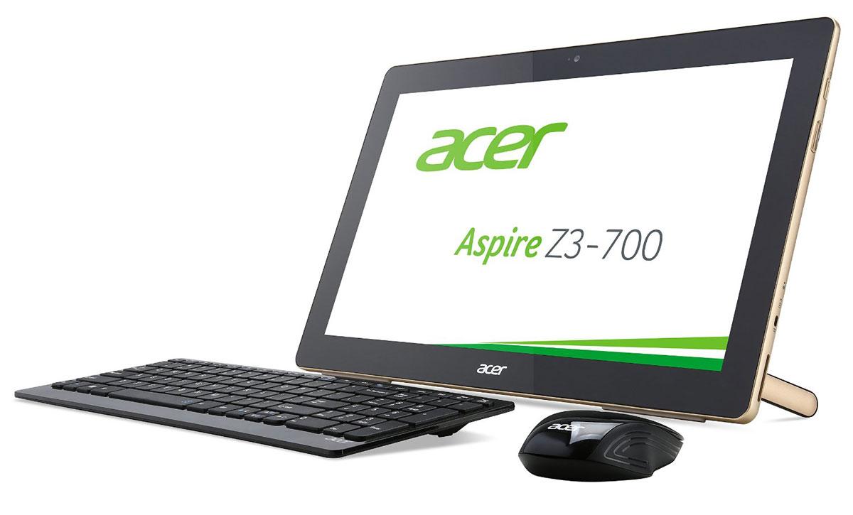 Acer Aspire Z3-700, Black моноблок (DQ.B5QER.001)