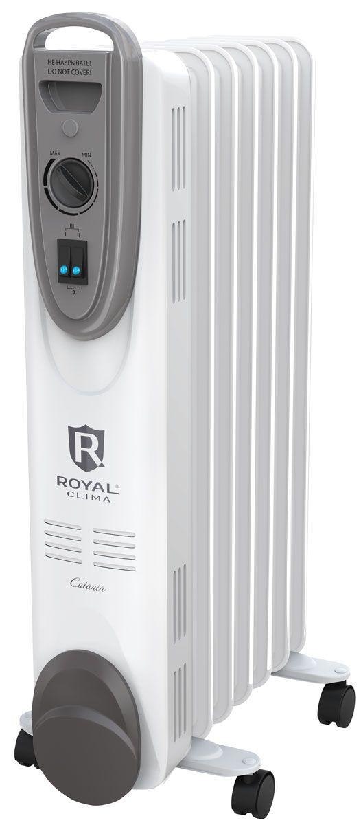 Royal Clima ROR-С7-1500M масляный радиатор