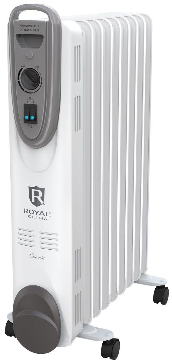 Royal Clima ROR-С9-2000M масляный радиаторROR-С9-2000M