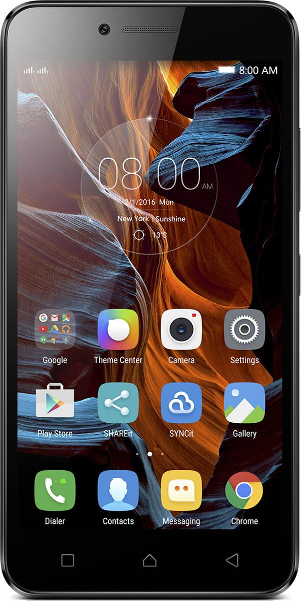Lenovo K5 (A6020a40), GreyPA2M0076RUВосьмиядерный процессор, звук Dolby и две камеры высокого разрешения: 5-дюймовый Lenovo K5 - это самое лучшее, что можно получить за свои деньги. Смартфон оснащен дисплеем HD и двумя слотами для SIM-карт. Lenovo K5 имеет два динамика и поддерживает технологию Dolby Atmos. Ваш карманный музыкальный центр с потрясающим звучанием. Благодаря объемному звуку вы откроете новые грани музыки, видео, игр и даже видеочатов. Qualcomm Snapdragon 1,4 ГГц - это идеальное сочетание производительности и энергоэффективности, а благодаря 2 ГБ оперативной памяти не нужно будет отвлекаться от прослушивания музыки, просмотра видеоклипов и других развлечений. K5 - устройство для развлечений в пути. На ярком и качественном 5-дюймовом экране видео, чаты и игры будут смотреться просто идеально. Благодаря технологии IPS, обеспечивающей широкие (почти 180 градусов) углы обзора, удобно смотреть фильмы вместе с друзьями. Если встроенной памяти объемом 16...