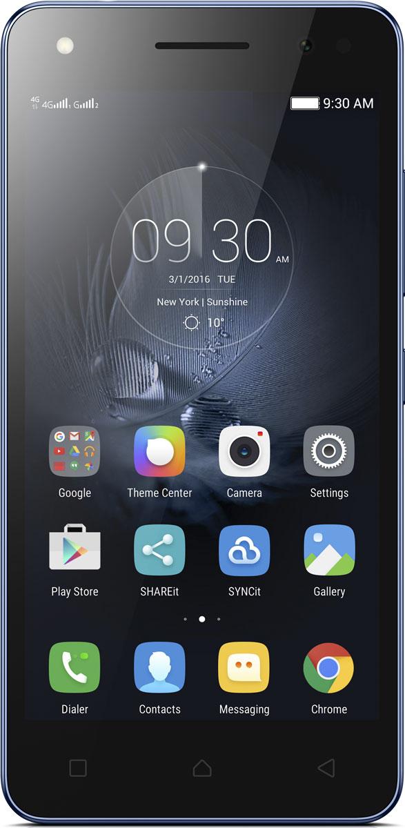 Lenovo Vibe S1 Lite (S1La40), BluePA2W0008RUСо смартфоном Lenovo Vibe S1 Lite вы окажетесь в центре внимания. Тринадцатимегапиксельная камера позволяет делать потрясающие четкие снимки. Вы получаете небывалые возможности для творчества. Модель Lenovo Vibe S1 Lite — просто загляденье. Передняя панель из стекла повышенной прочности защищает экран от царапин и бликов, благодаря чему изображения выглядят мягче и насыщеннее, а благодаря изогнутой задней панели и превосходно закругленному металлическому корпусу, придающему модели S1 Lite элегантный вид, вы всегда будете выделяться на фоне других. При весе всего 129 грамм вы просто не будете чувствовать тяжести в своих карманах. Lenovo Vibe S1 Lite оснащен двухцветной вспышкой, которая оптимизирует передачу цвета в зависимости от освещения, яркости и температуры, что выводит технику фотосъемки на качественно новый уровень. Оперативная память 2 ГБ и встроенная флеш-память на 16 ГБ с возможностью расширения до 32 ГБ при помощи карты...