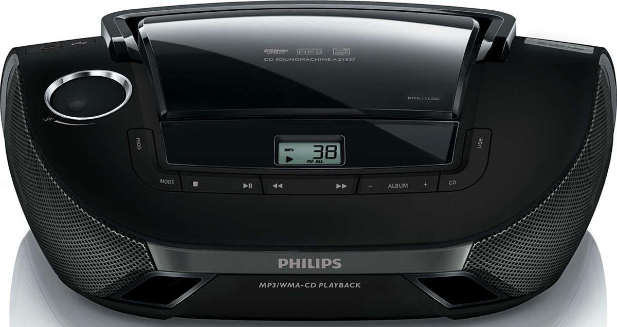 Philips AZ1837/12 магнитола