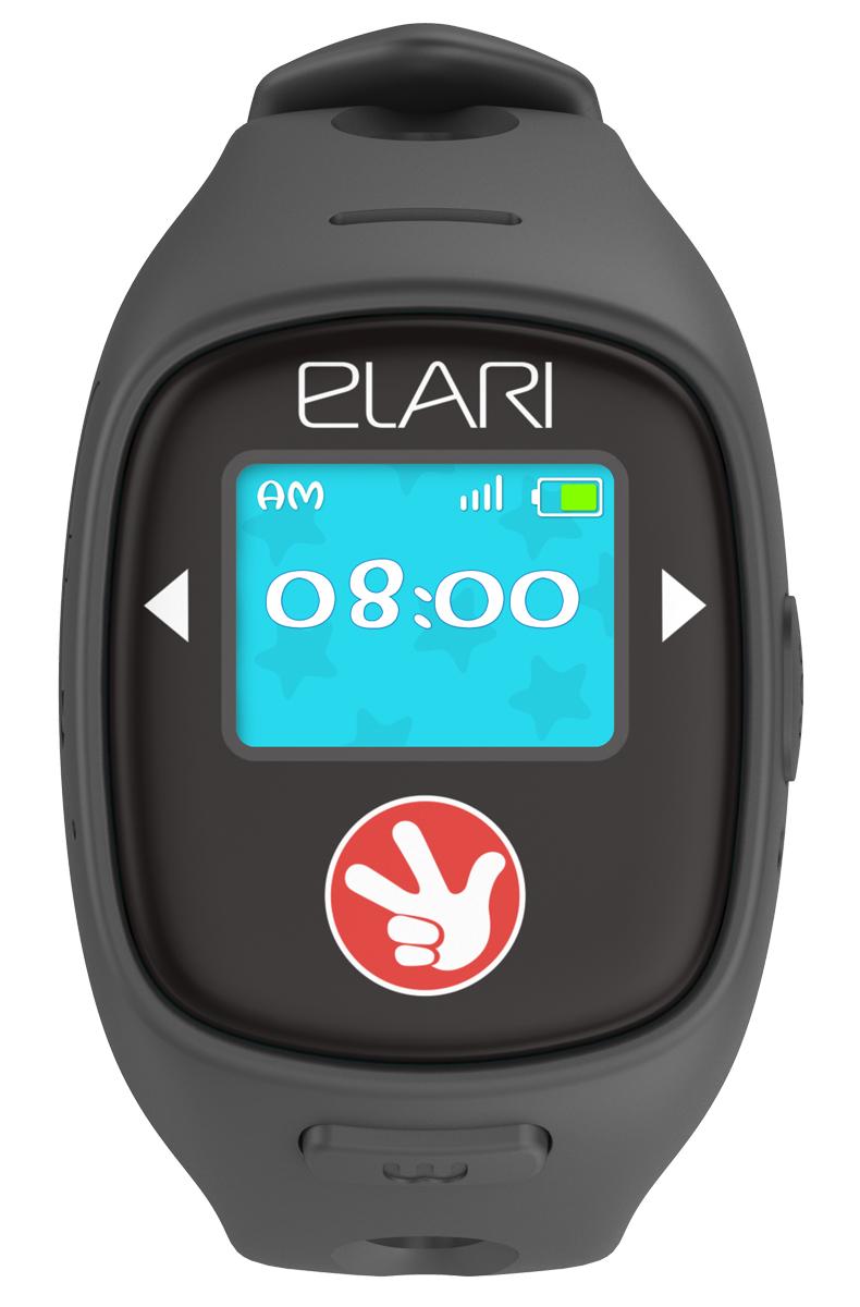 Elari Fixitime 2, Black часы-телефонFT-201 blackElari Fixitime 2 – новая модель детских часов-телефона с GPS/LBS/WiFi-трекером. Помимо голосовой связи, функций трекинга и SOS, FixiTime 2 устройство обладает расширенным функционалом: усовершенствованная система позиционирования GPS/A-GPS/LBS/WiFi, цветной сенсорный экран, развлекательные функции. Доработанный трекинг с Wi-Fi позволяет максимально точно определять местоположение часов, как на улице, так и внутри зданий. Родители всегда видят местоположение ребенка на Google-карте и могут позвонить ему. Ребенок также может позвонить на номера, установленные в память часов через приложение. Детей порадуют новые развлекательные возможности – голосовой чат, добавление друзей или обмен Emoji. Elari Fixitime 2 управляется со смартфонов родителей через бесплатное приложение, доступное в AppStore и Google Play. Тип SIМ-карты: Микро-SIM с 2G-интернетом Время работы в режиме ожидания: 1 неделя Время работы в режиме разговора: 360 мин Встроенный динамик,...