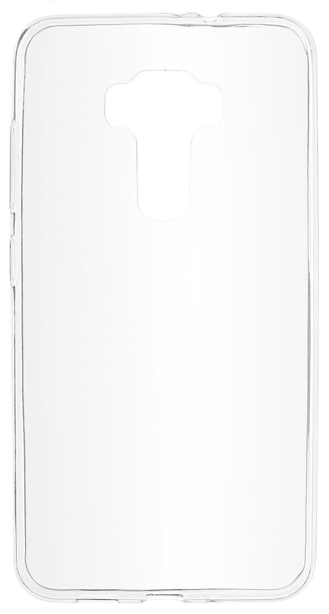 Skinbox SLim Silicone чехол для Asus Zenfone 3 ZE552KL, Transparent