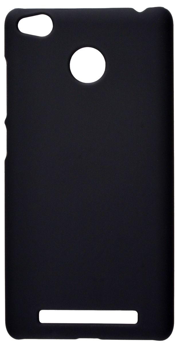 Skinbox Shield 4People чехол для Xiaomi Redmi 3s/3 Pro, Black2000000096629Чехол Skinbox Shield 4People для Xiaomi Redmi 3s/3 Pro надежно защищает ваш смартфон от внешних воздействий, грязи, пыли, брызг. Он также поможет при ударах и падениях, не позволив образоваться на корпусе царапинам и потертостям. Чехол обеспечивает свободный доступ ко всем функциональным кнопкам смартфона и камере.