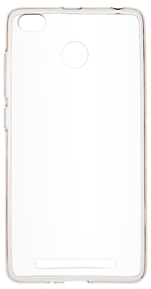 Skinbox Slim Silicone чехол для Xiaomi Redmi 3s/3 Pro, Black