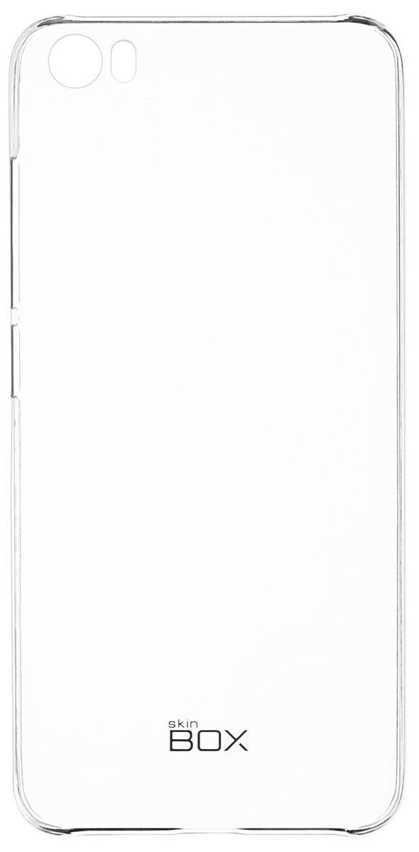 Skinbox Crystal 4People чехол для Xiaomi Mi5, Transparent