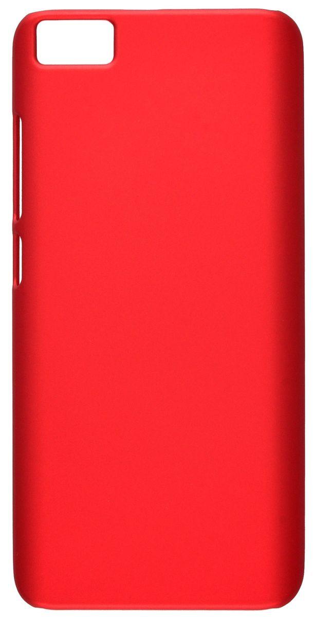Skinbox Shield Case 4People чехол для Xiaomi Mi5, Red2000000093451Чехол Skinbox Shield Case 4People для Xiaomi Mi5 надежно защищает ваш смартфон от внешних воздействий, грязи, пыли, брызг. Он также поможет при ударах и падениях, не позволив образоваться на корпусе царапинам и потертостям. Чехол обеспечивает свободный доступ ко всем функциональным кнопкам смартфона и камере.