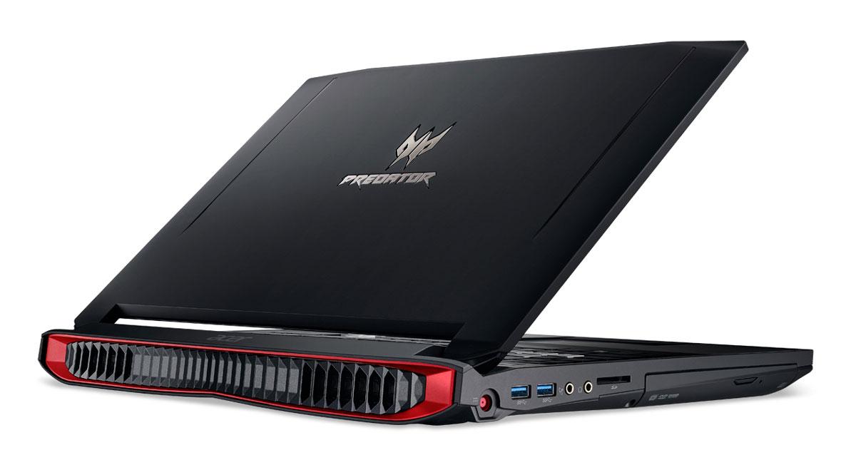 Acer Predator G9-592, Black (G9-592-5398)
