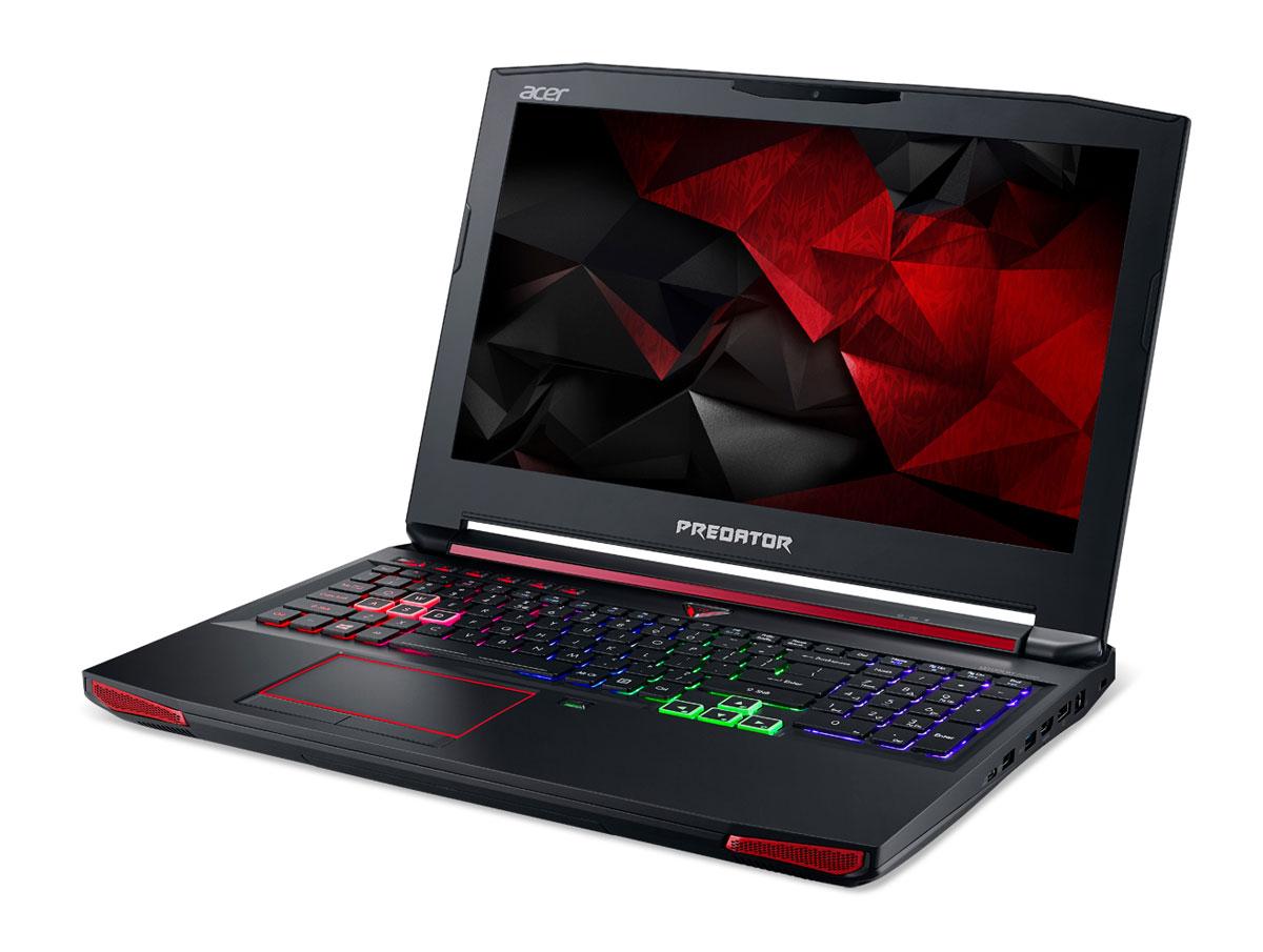 Acer Predator G9-592, Black (G9-592-78XZ)