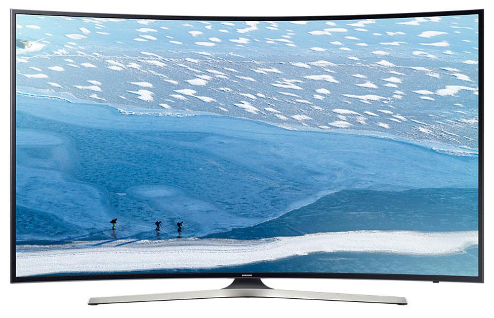 Samsung UE55KU6300UX телевизорUE55KU6300UXRUSamsung UE55KU6300UX - современный UHD телевизор с поддержкой Smart TV. Благодаря функции HDR Premium при просмотре HDR контента вы сможете разглядеть детали в светлых участках изображения, которые не были видимы раньше. Вы сможете получить впечатления от просмотра HDR контента как в настоящем кинотеатре прямо в своей комнате. Изогнутые экраны телевизоров Samsung позволят вам оказаться в центре происходящего на экране благодаря более широкому углу обзора и оптимально комфортному расстоянию до экрана. Ощутите потрясающую детализацию UHD разрешения, в 4 раза превышающее разрешение Full HD. Благодаря естественной цветопередаче и высокой яркости вы откроете для себя совершенно новый мир изображения. Функция Auto Depth Enhancer меняет контрастность отдельных участков изображения, создавая эффект пространственной глубины. Оцените реальный эффект погружения в происходящее на экране. Технология локального затемнения фрагментов...