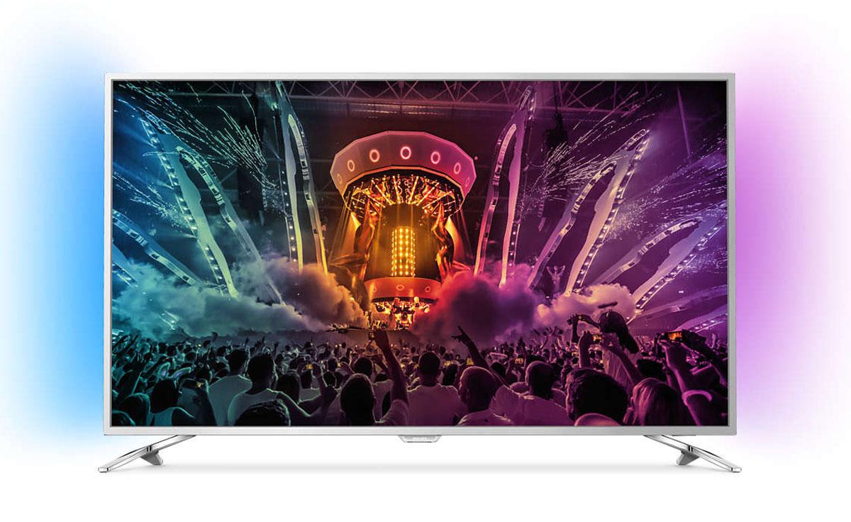 Philips 49PUS6501, Silver телевизор