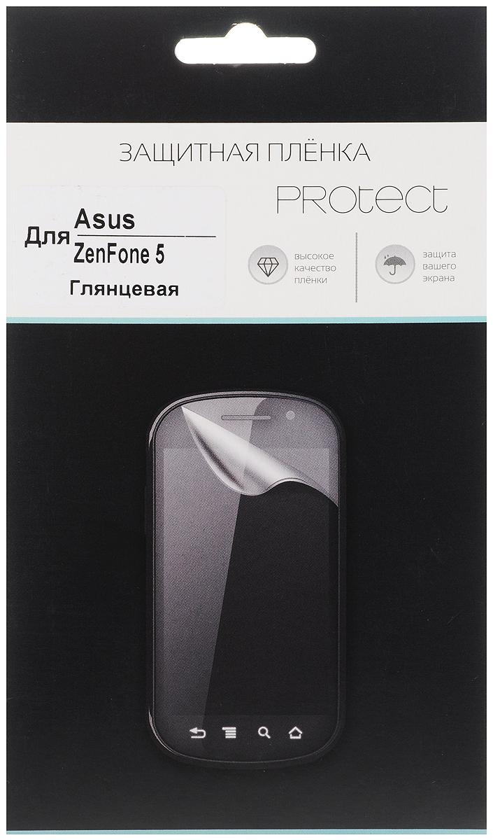 Protect защитная пленка для Asus ZenFone 5, глянцевая ainy ze500cl защитная пленка для asus zenfone 2 матовая
