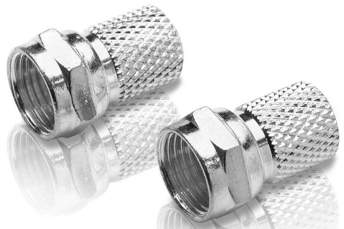 Philips SWV2555W/10 антенный F-разъем копмлект 2 штSWV2555W/10Никелированные разъемы кабеля Philips SWV2555W/10 позволяют получить устойчивое соединение для надежного подключения. Металлический корпус защищает внутренний разъем кабеля, обеспечивает надежность и долговечность соединения. Нескользящая ручка делает установку компонентов эргономичной и удобной.