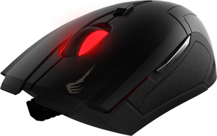 Gamdias Demeter V2 игровая мышьGMS5001Мышь Gamdias Demeter V2 имеет игровой микропроцессор, эргономический дизайн, светодиодную настраиваемую подсветку колеса прокрутки и логотипа. Идеальна для любого типа хвата. Жизненный цикл мыши - минимум 3 000 000 кликов при интенсивном использовании. Оптический сенсор с разрешением 3200 dpi, которое можно менять на лету, гарантирует безошибочное позиционирование мыши. Частота опроса: 125 Гц