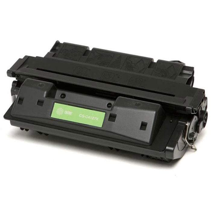 Cactus CS-C4127X, Black тонер-картридж для HP LJ 4000/4050CS-C4127XКартридж Cactus CS-C4127X для лазерных принтеров HP LJ 4000/4050. Расходные материалы Cactus для лазерной печати максимизируют характеристики принтера. Обеспечивают повышенную чёткость чёрного текста и плавность переходов оттенков серого цвета и полутонов, позволяют отображать мельчайшие детали изображения. Обеспечивают надежное качество печати.