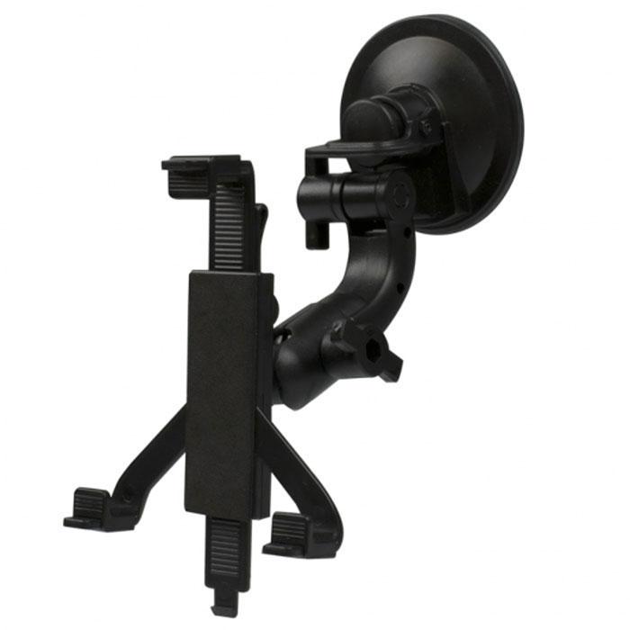 Ritmix RCH-103 W держатель автомобильный для планшетовRCH-103 WАвтомобильный держатель Ritmix RCH-103 W – это сплав эргономики и надёжности. Он позволит комфортно разместить планшет с диагональю экрана 7-10 дюймов в автомобиле. Держатель без труда устанавливается и так же легко снимается. Он надёжно удерживает устройство даже при сильной тряске. Как много нужно сделать за рулем: и управлять автомобилем, и прокладывать путь, и держать планшет поблизости, а рук все не хватает. Ritmix RCH-103 W будет вашей рукой и надежно позаботится о вашем планшете, пока вы заняты дорогой. Держатель сделает поездку приятной и комфортной, так как общение и интернет- серфинг будут всегда под рукой. Ritmix RCH-103 W – ваша свобода на дороге!