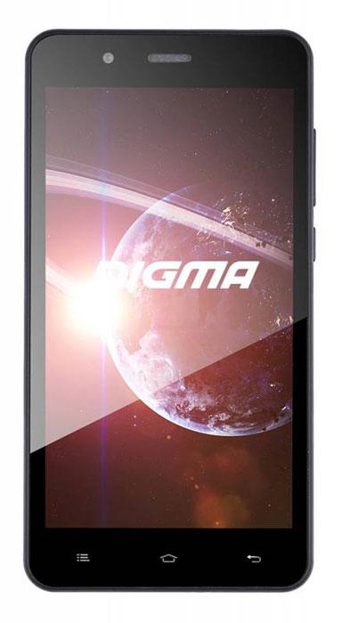 Digma Linx C500 3G, GraphiteLT5001PGСмартфон Digma Linx C500 3G - компактная модель с пятидюймовым сенсорным экраном и небольшими размерами, которые дают возможность управления функциями устройства одной рукой и помогают потреблять совсем небольшое количество энергии. Заряда батареи смартфона хватает примерно для 9 часов разговора или 15 дней работы в режиме ожидания. Встроенный высокосортной передатчик Wi-Fi позволяет вам быстро установить соединение с точкой доступа. Две SIM-карты дают возможность сочетать наиболее выгодные тарифные планы для голосового общения или мобильного интернета. Современный четырехъядерный процессор легко справляется с работой в режиме многозадачности. Смартфон Digma Linx C500 3G оснащен двумя камерами: основная 2-мегапиксельная со светодиодной вспышкой поможет вам получить четкие снимки даже при слабом освещении. Фронтальная камера с разрешением 0,3 мегапикселя позволит делать звонки по видеосвязи. Функция GPS без труда определит местоположение...