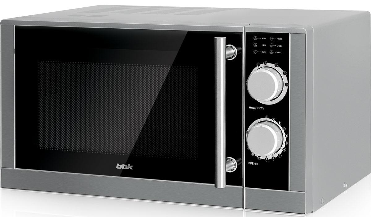 BBK 23MWS-929M/BX, Black СВЧ-печь