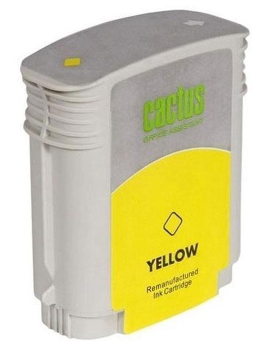 Cactus CS-C9454A №70, Yellow картридж струйный для HP DJ Z3100CS-C9454AКартридж Cactus CS-C9449A №70 для струйных принтеров HP DJ Z3100. Расходные материалы Cactus для струйной печати максимизируют характеристики принтера. Обеспечивают повышенную чёткость чёрного текста и плавность переходов оттенков серого цвета и полутонов, позволяют отображать мельчайшие детали изображения. Обеспечивают надежное качество печати.