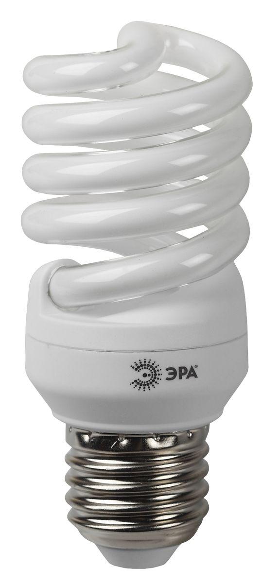 ЭРА SP-M-12-827-E27 мягкий белый светC0044702ЭРА SP-M-12-827-E27 относится к серии ECONOMY - традиционные энергосберегающие лампы, экономят до 80% электроэнергии и на 20% сокращают коммунальные платежи. Преимущество данных ламп: Служат в 10 раз дольше по сравнению с обычной лампой накаливания. Сопоставимые размеры с обычной лампой накаливания. Мгновенное включение и быстрый разогрев лампы. Увеличение срока службы. Широкий диапазон применения в различных светильниках, где используется лампа накаливания. Отсутствие искажения цвета освещаемых объектов. Повышается светоотдача на 20%. Больше света, чем у обычных энерголамп.