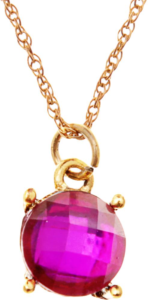 Винтажный кулон на цепочке Фиолетовый жук. Бижутерный сплав золотого тона, кристалл фиолетового цвета. США, 1980-е годыКСС1Винтажный кулон на цепочке Фиолетовый жук. Бижутерный сплав золотого тона, кристалл фиолетового цвета. США, 1980-е годы. Размер кулона 1,2 х 1,2 см. Длина цепочки 45 см. Сохранность очень хорошая.
