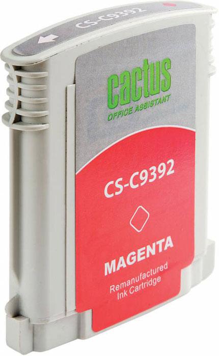 Cactus CS-C9392 №88, Magenta картридж струйный для HP OfficeJet Pro K550CS-C9392Картридж Cactus CS-C9392 №88 для струйного принтера HP OfficeJet Pro K550. Расходные материалы Cactus для струйной печати максимизируют характеристики принтера. Обеспечивают повышенную четкость цветов и плавность переходов оттенков и полутонов, позволяют отображать мельчайшие детали изображения. Обеспечивают надежное качество печати.