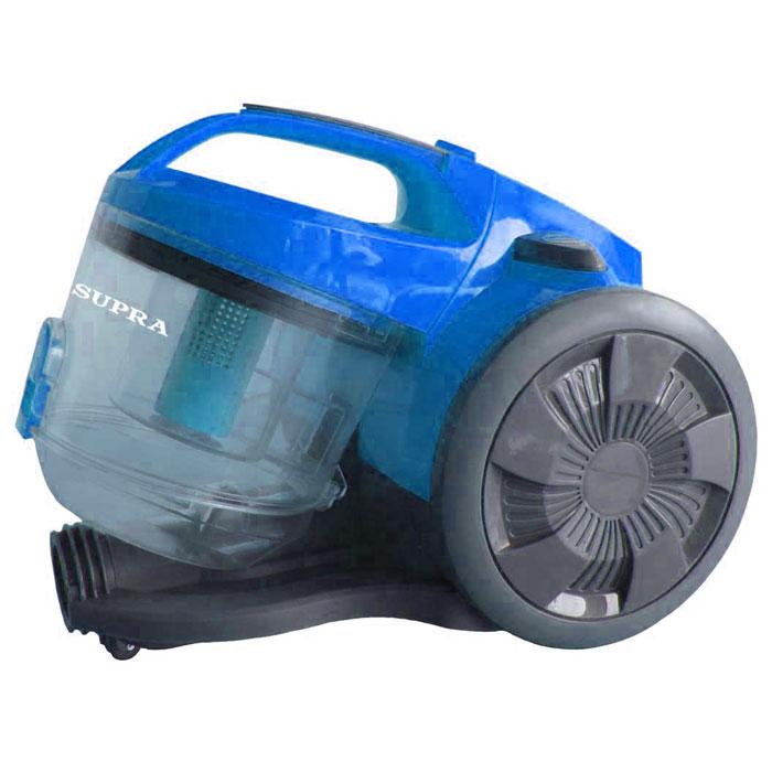 Supra VCS-1624, Blue пылесос