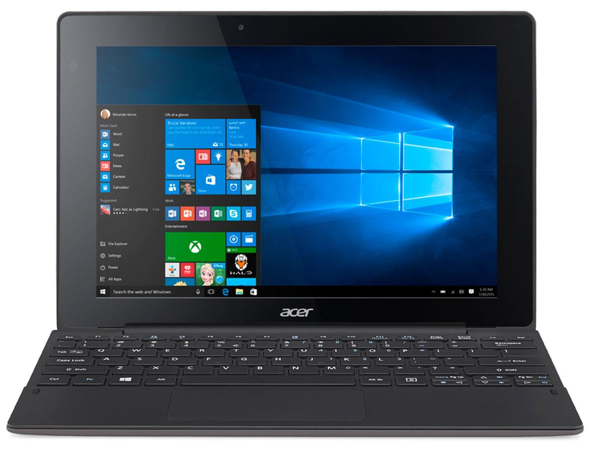 Acer Aspire Switch 10 E (SW3-016-130G)NT.G8VER.002Acer Aspire Switch 10 E оснащен тщательно продуманным механизмом крепления, который позволяет отсоединять и присоединять клавиатуру одним движением, без малейших усилий. Переключайтесь с легкостью между четырьмя режимами: ноутбук, планшет, презентация и дисплей. Процессор Intel Atom x5 Cherry Trail обеспечивает более высокое качество графики и улучшенную производительность для игр, а также энергоэффективность. Это устройство 2-в-1 работает под управлением ОС Windows 10 и поддерживает функцию Continuum, которая автоматически переключает пользовательский интерфейс из режима планшета в режим ноутбук. Технология Acer SwitchLock позволяет защитить жесткий диск в модуле клавиатуры и сделать так, чтобы он работал только с соответствующим планшетным модулем. Планшетный модуль выполняет функцию ключа для жесткого диска. Просто отсоедините планшетный модуль от клавиатуры, и жесткий диск будет заблокирован. Все ваши данные будут надежно защищены от...