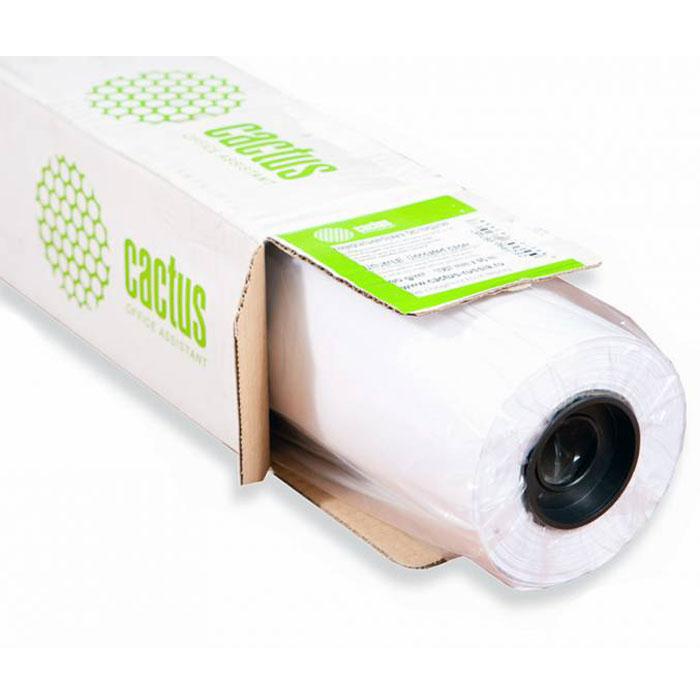 Cactus CS-PM140-91430 914мм/140г/м2 матовая фотобумага для струйной печати (30 м)CS-PM140-91430Бумага является одним из важнейших расходных материалов при печати, а от ее качества зависит конечный отпечаток. Фотобумага Cactus CS-PM140-91430 шириной 914 мм в рулоне 30 м и втулкой 50,8 мм обладает плотностью 140 г/м2, матовым покрытием и гарантирует отличный результат. Подходит для использования в плоттерах и подобных им устройствах.