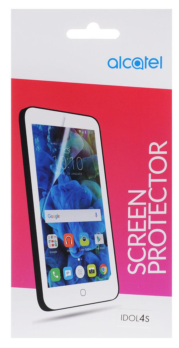 Alcatel Crystal защитная пленка для Idol 4S (6070K)G6070-3AALSPG-RUЗащитная пленка Alcatel Crystal для Idol 4S (6070K) надежно предохраняет экран смартфона от мелких механических повреждений, царапин и потертостей, полностью сохраняя чувствительность сенсора и яркость цветопередачи.