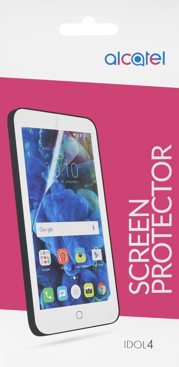 Alcatel Crystal защитная пленка для Idol 4 (6055K)G6055-3AALSPG-RUЗащитная пленка Alcatel Crystal для Idol 4 (6055K) надежно предохраняет экран смартфона от мелких механических повреждений, царапин и потертостей, полностью сохраняя чувствительность сенсора и яркость цветопередачи.